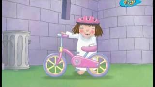 Маленькая принцесса 037  Я хочу велосипед