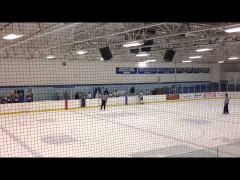 Hockey Coach Gets Ejected