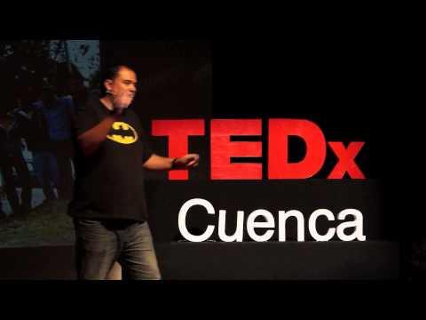 Coworking: nuevos paradigmas para trabajar e innovar | Manu Vega | TEDxCuenca
