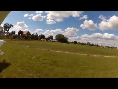 2013.08.15 - Pipistrel Virus STOL (very short landing: 90m; and take off: 160 m)
