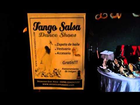 Showroom Salsa-Tango-DanceShoes wwwveronicamassini.com en gral Roca Argentina
