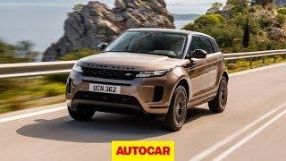 2019 Range Rover Evoque review   The perfect compact SUV?   Autocar