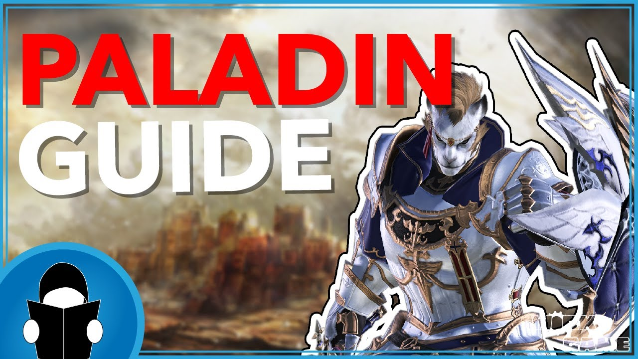 FFXIV How to Paladin 101 Tanking Guide - YouTube