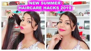 New Summer Hair care Tips 2019 and Q & A LIVE #hairhacks ? Live Discussion