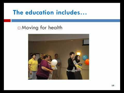 Eating Well on a Budget:Cornell Cooperative Extension's Nutrition Education Programs.wmv