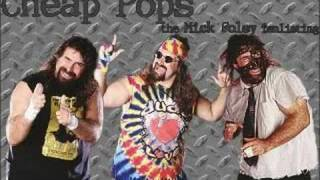 wwe Mick Foley theme song
