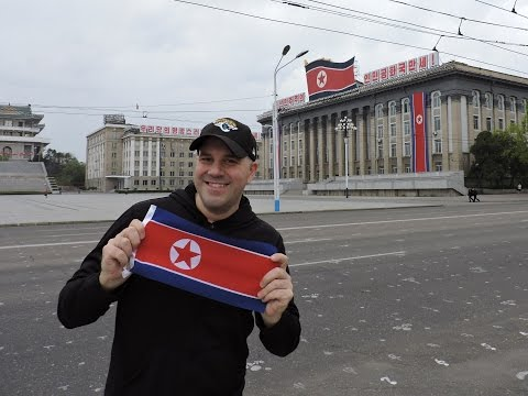 My Trip to North Korea (DPRK) - April 2017