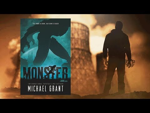MONSTER by Michael Grant   Book
