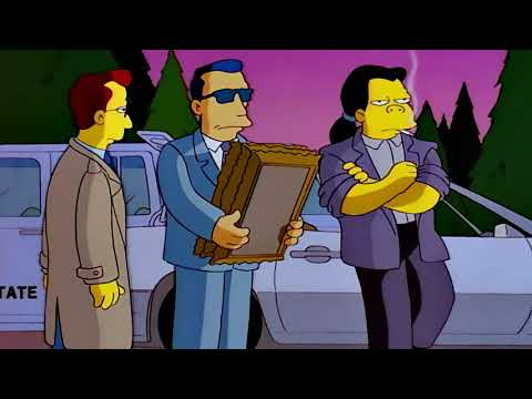 Raging Abe Simpson Part 05