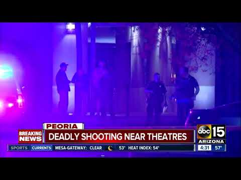 Homicide investigation happening at Peoria shopping center