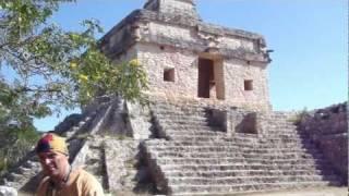 Exploración Maya 19, Dzibilchaltún, Yucatán, Eduardo González Arce