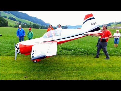 Showflugtag der Modellfluggruppe Amt Entlebuch 2016