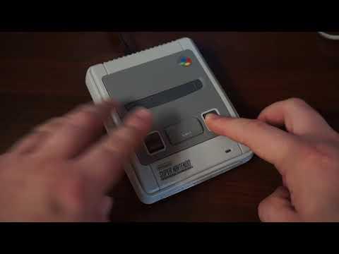 SNES Classic: как закачать игры