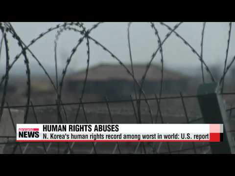 North Korea′s human rights record among ″worst in world″: U.S. report