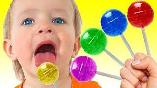 Daddy Finger Family Song | Lagu Anak-anak dari Katya dan Dima