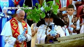 Đức Giáo Hoàng với giới trẻ Armenia: Đừng để bị cuốn theo động cơ hận thù dối trá