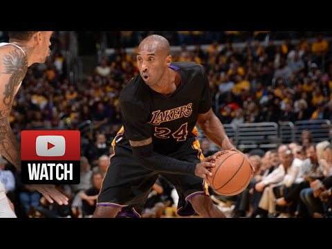 Kobe Bryant Full Highlights vs Clippers (2014.10.31) - 21 Pts, 7 Ast