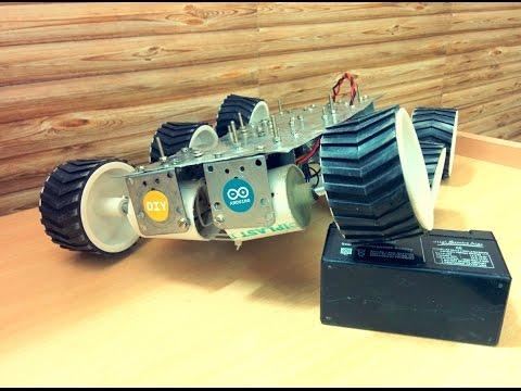 Making of Six wheeled All terrain Vehicle