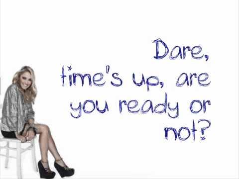 Emily Osment - Truth or dare - Lyrics on screen - YouTube