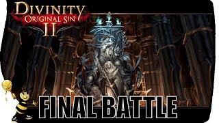 DIVINITY ORIGINAL SIN 2 Gameplay Walkthrough   FINAL BOSS BATTLE Ending   Divinity For All (#20)
