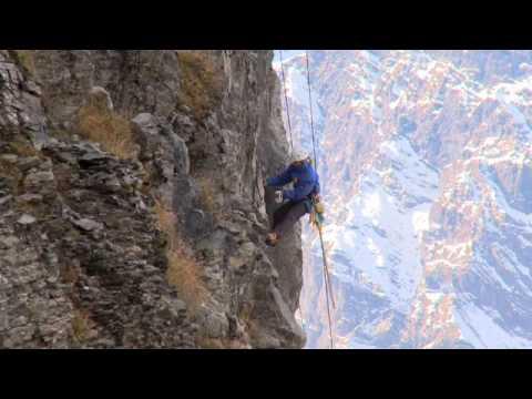 En Suisse, on nettoie même les montagnes