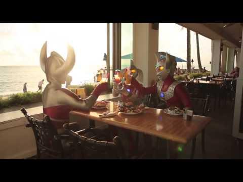 Ultraman Promotes Hawaii Tourism