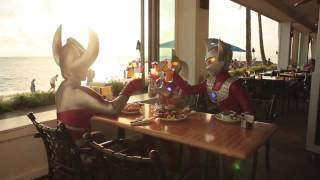 Ultraman Promotes Hawaii Tourism