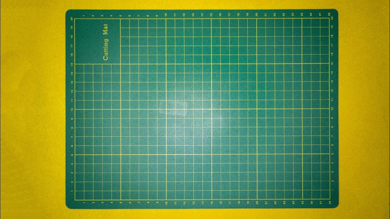 скрапбукинг макетный коврик American Crafts Self Healing Cutting .