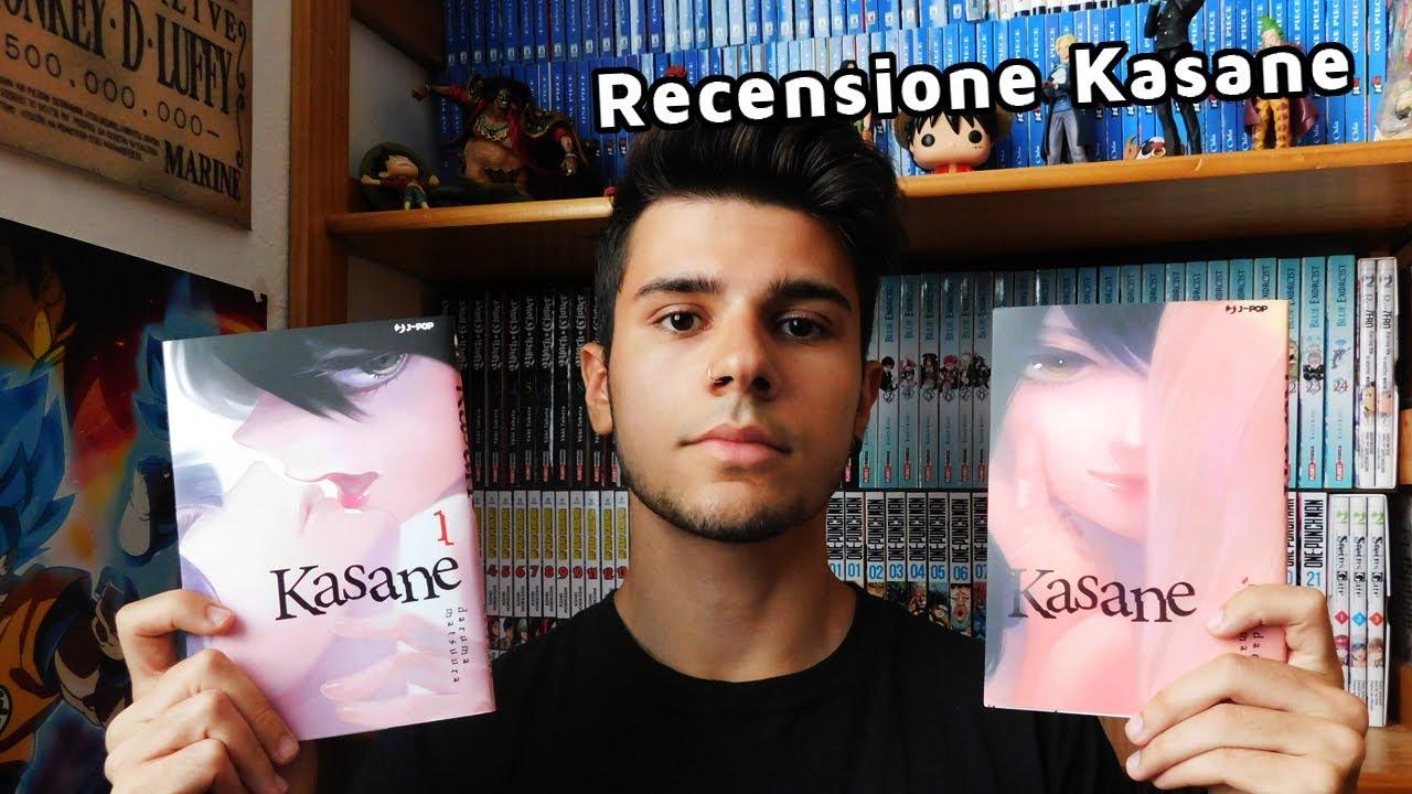 Download KASANE RECENSIONE - UN NUOVO MANGA STUPEFACENTE