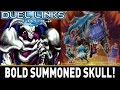 Bold Summoned Skull | YuGiOh Duel Links Mobile w/ ShadyPenguinn