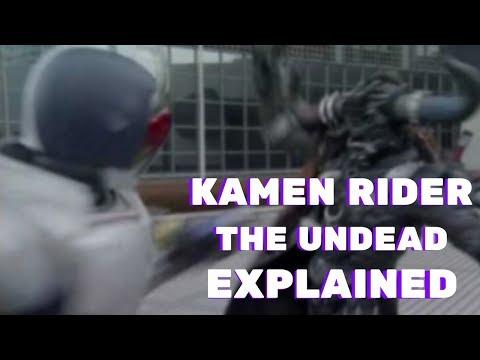 Kamen Rider Blade: Undead EXPLAINED