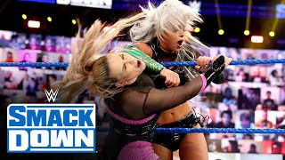 Liv Morgan vs. Natalya: SmackDown, Jan 15, 2021