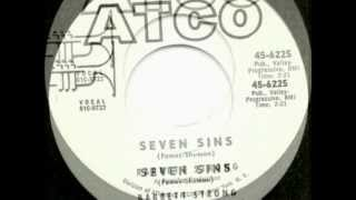 Barrett Strong - Seven Sins - 1962 - Atlantic AK-373