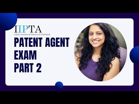 Patent Agent Examination 2018 Series - How to Prepare for Patent Agent Examination 2018?