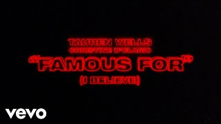 Famous For (I Believe) [Spanish/English Version] [Official Lyric Video]