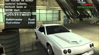 Gta San Andreas - Araba Modifiye ( Car Modified )