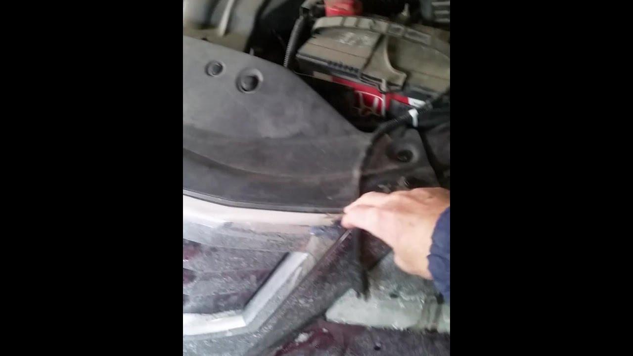 2008 Honda Odyssey Block Heater Cord - YouTube
