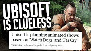 Ubisoft Really is Clueless - Adapting Watch Dogs & Far Cry Into Kids TV Shows