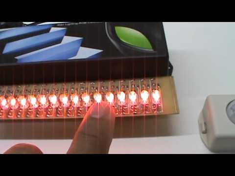 Stair Lighting RGB Controller