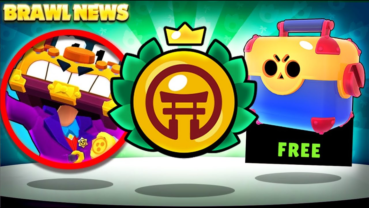 BRAWL NEWS! - New Hidden Challenge | Update Skin Date Changes, Griff Is Human? Cursed Account & More