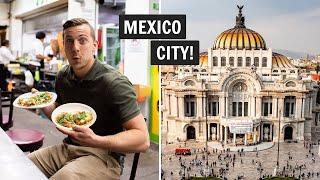 Mexico City Tacos + Centro Histórico | Mexico City Day 1