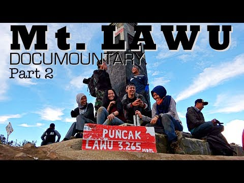 HIKING VLOG - GUNUNG LAWU - Part 2