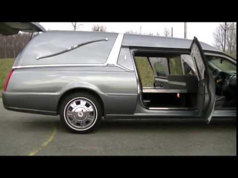 Cadillac Superior Premier 2010 Grigio Carro funebre ...
