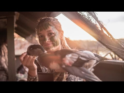 Waterfowl Hunting With The Kids: