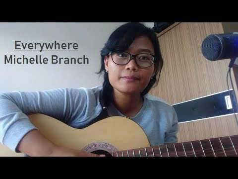 Everywhere - Michelle Branch (Covered By Atika Rusy)