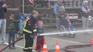 Open dag brandweer en gemeente Meppel