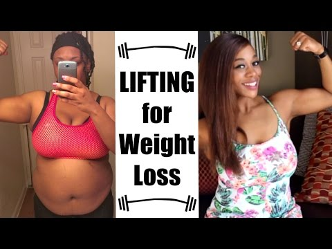 Weight Lifting for Weight Loss   Tips to Get Started