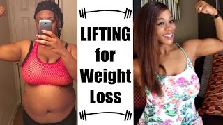 Weight Lifting for Weight Loss | Tips to Get Started