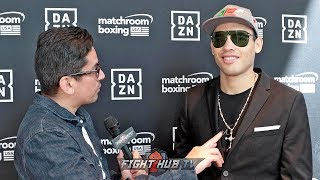 "JULIO CESAR CHAVEZ JR ""CANELO LOOKED STRONGER THAN KOVALEV"" TALKS WHY HE SKIPPED ON DRUGS TEST"