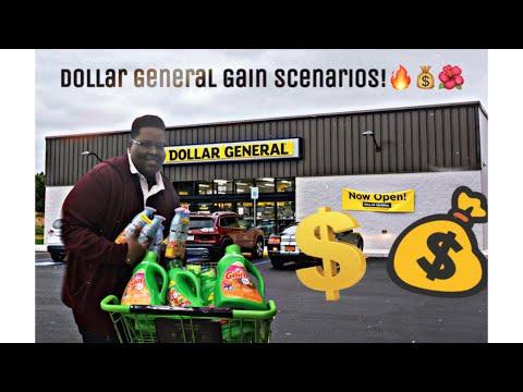 Dollar General: Gain Scenarios For 2/24 – 3/2 – All Digital Coupons – We Gain Wasted